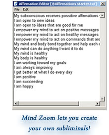 subliminal-mind - Personal Development Products